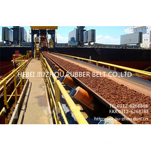 Burning-Through Resistant Rubber Conveyor Belt