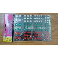 colorful fasion rhinestone sticker