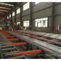 Perfil de aluminio de la extrusión / del aluminio modificado para requisitos particulares