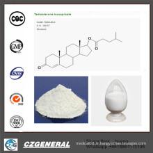 Isocaproate de testostérone de poudre stéroïde de forme physique de santé avantages le gain de Muscel