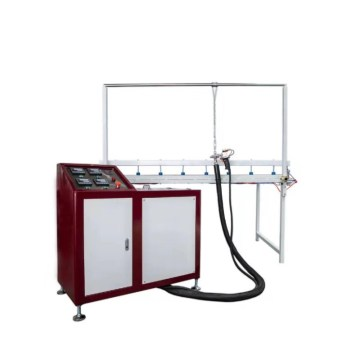 Machine de colle thermofusible pour verre isolant