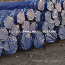 16Mn Cold drawn seamless black carbon steel pipe surface painting factory price