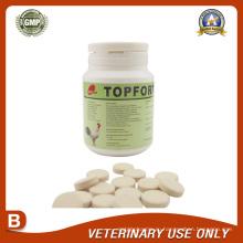 Ветеринарные препараты окситетрациклина + болюс колистина (0,5 г)