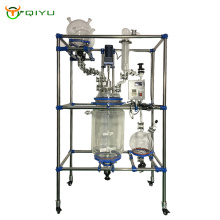 Chemical Customized pilot plant reactor And Universal Glass Reactor System