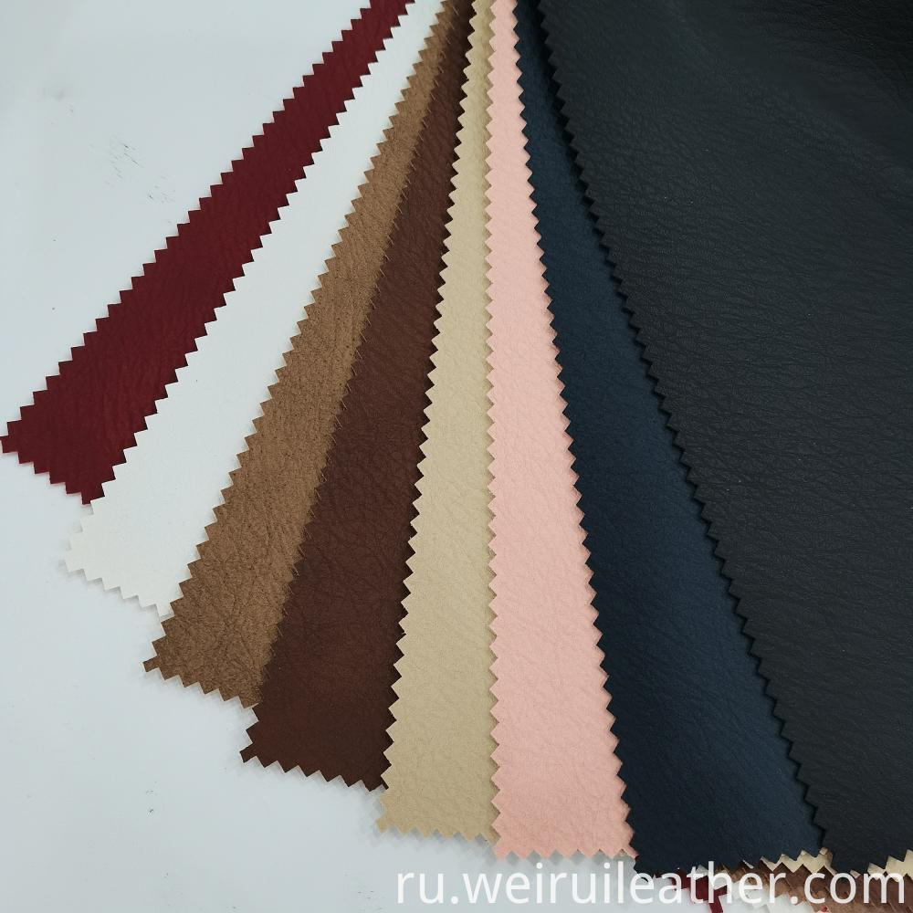 Fashion Trend Pvc Leather