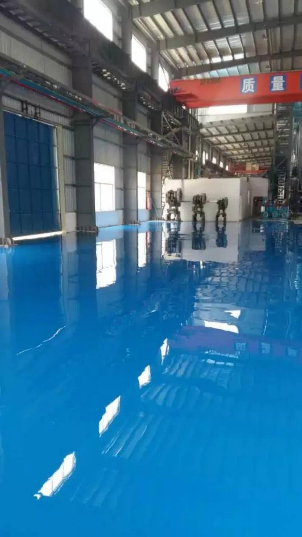 Factory Epoxy Mortar Anti Static Floor Paint