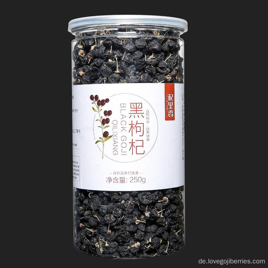 Super Food Black Goji-Beere von Qinghai 2018