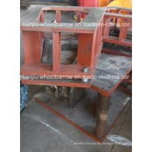 Schubkarren-Behälter-Formen für Markt Wb3800 Südafrika
