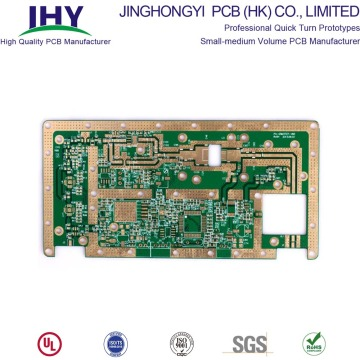Rogers High Frequency PCB Frequency converter PCB Manufacturing