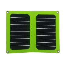 Bolsa de plástico solar plegable de película fina 11W