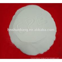 Factory Hongcheng Brand chlorinated polyethylene CPE 135a powder