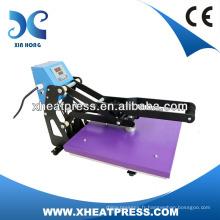 T-shirt, vêtement, machine d'impression à transfert de chaleur en tissu HP3804C