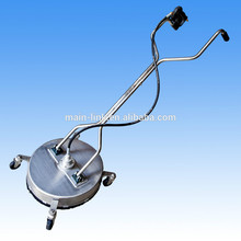 20 Inch stainless steel weld cleaner