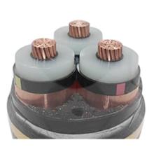 Câble d'alimentation isolé Cu-Al XLPE 36-500kv