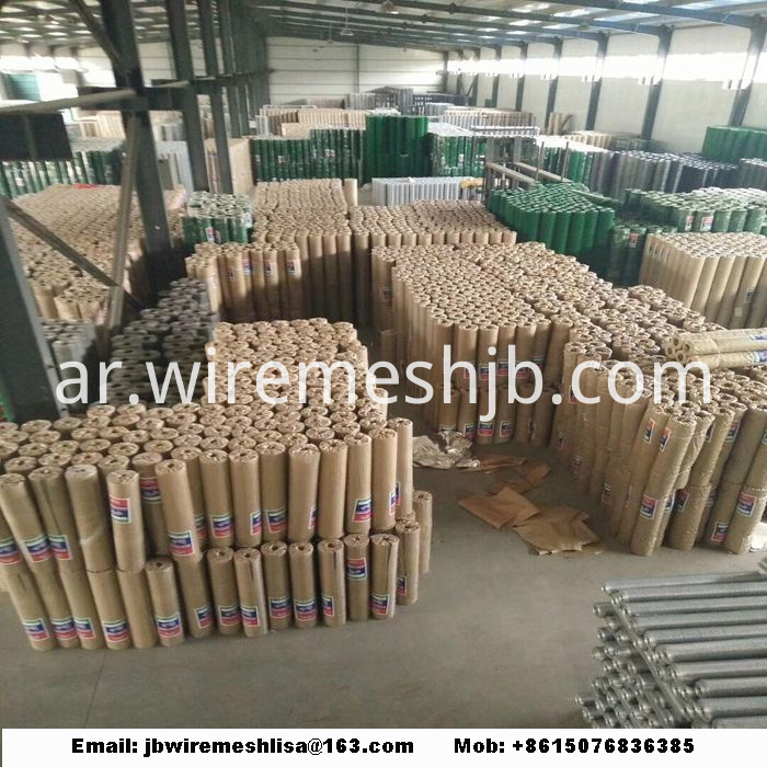 Welded Wire Mesh Galvanized Welded Wire Mesh Roll