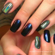 nail mirror powder Chameleon pigment / pearl pigment / holo chameleon mica pearl flakes