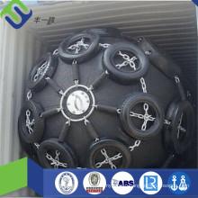 pneumatic rubber defense rubber fender for LNG LPG vessles FPSO barge and tugboat