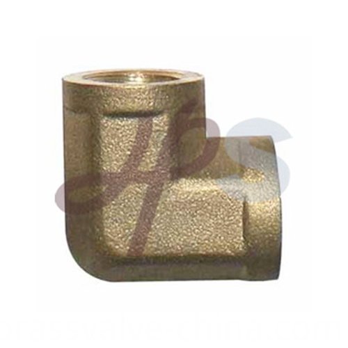 90 Female Brass Elbow H881