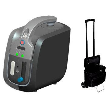 Concentrador portátil de oxígeno