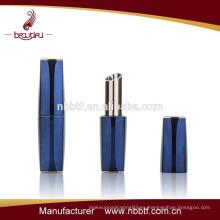 Personalizado vacío imán de lujo girando lápiz labial de plástico de la barra de labios fabricante al por mayor