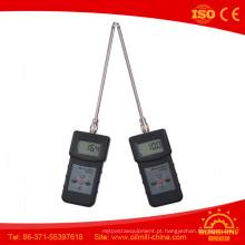 Verificador químico da umidade do solo da areia do analisador da umidade do pó Ms350