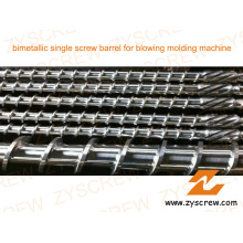 Screw Barrel for Extruder with Water Recycling System