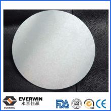 Suministro de círculo de aluminio de embutición profunda para utensilios de cocina
