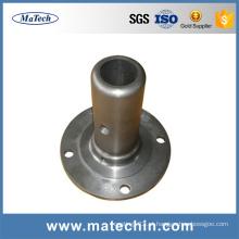 Os desenhos do CAD personalizaram as peças de metal pequenas de aço da carcaça de investimento da precisão
