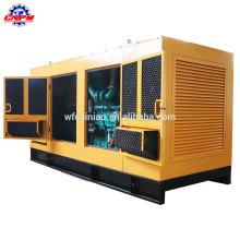 Wasserbetriebener Generator-Verkauf / stiller Dieselgenerator 1000KVA