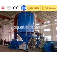 Aluminium polychlorid spray drier/drying machine