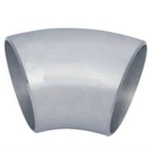 Acier au carbone 45 degrés Elbow Butt-Welding Fittings