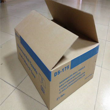 Wholesale 1-12 Courier Moving Kraft Paper Box