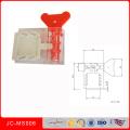 Jcms-006anti-Reverse Tamper Evident Meter Seal