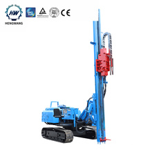 Diesel hammer hydraulic post pile driver price