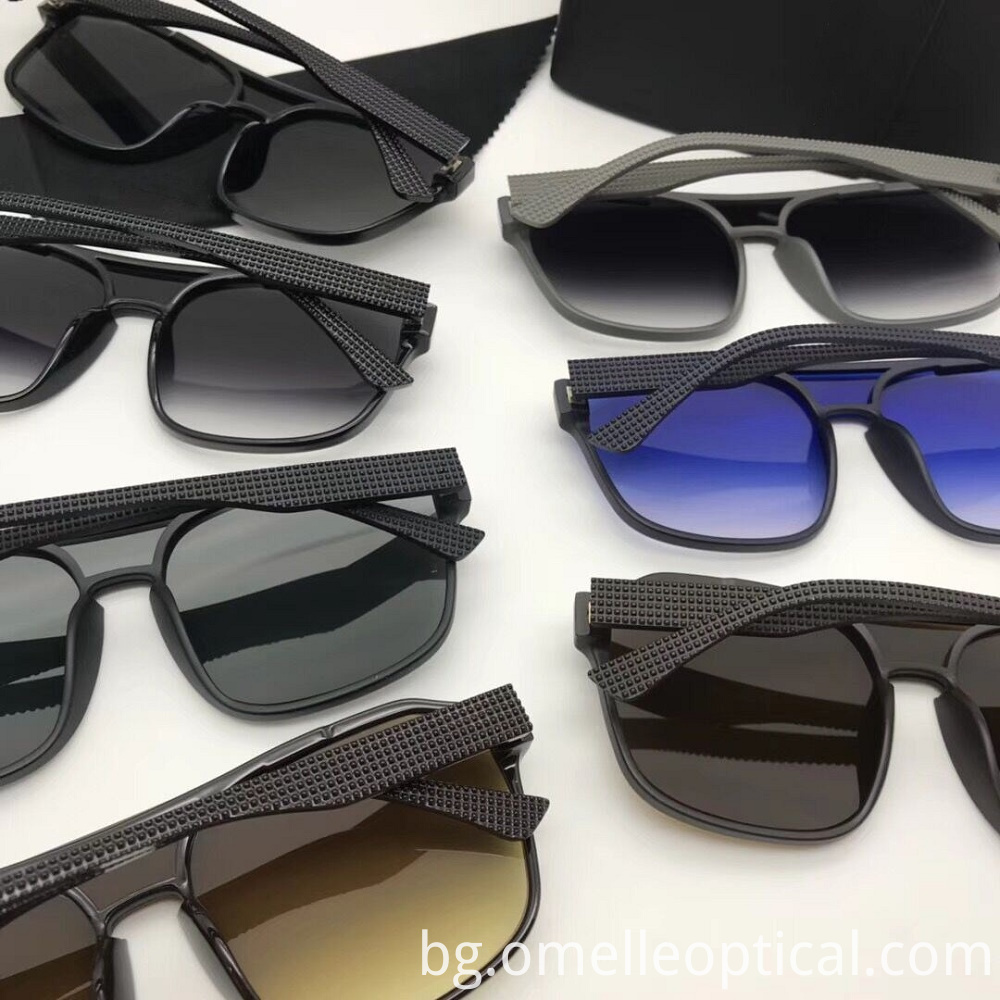 Metal Goggle Sunglasses