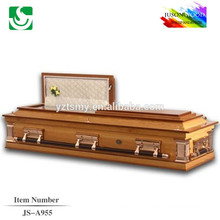 JS-A955 Оптовая Лучшая цена цвета шкатулка гроб