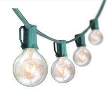 Incandescent Retro Globe String Feston Lighting