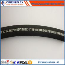 Cheap Rubber Hydraulic Hose SAE100 R2