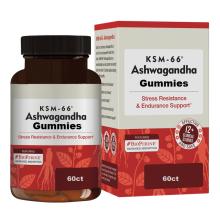 18000MG KSM-66 Ashwagandha Gummies Vegan Ashwagandha Gummy 60Ct