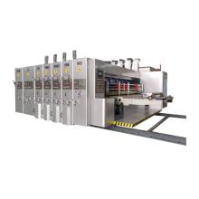 High quality Carton Printing Slotting Machine/Automatic Corrugated paper box making machine