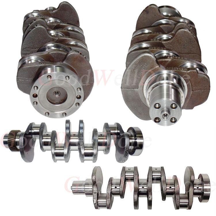 High Quality Excavator Parts Diesel Engine Crankshaft
