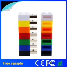 2016 China Manufacturer PVC USB2.0 Building Block USB Flash Drive