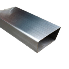 ASTM A554 304 Stainless Steel Welded Square Pipe with 240hl Finish