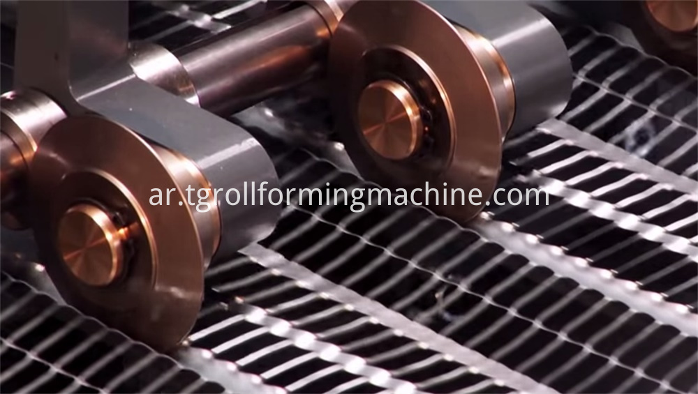 Rib Lath Machine