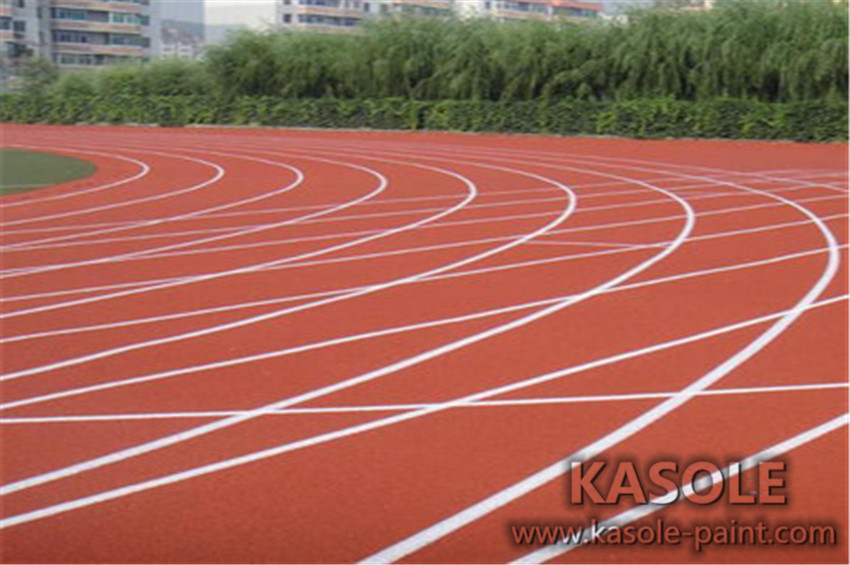 Running Track Surface Cost