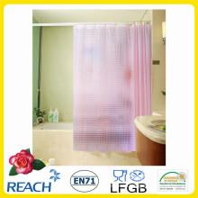ПВХ душ занавес /пластик Ванная комната занавес