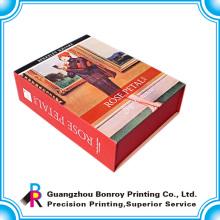 Handmade коробка роскошного картона парфюмерия оптом