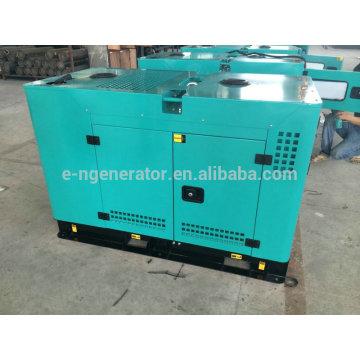 Super silent 7kw diesel generator with Kubota engine
