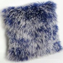 Coussin en laine de mouton mongole mobile