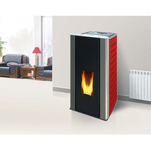 18 Kw Central Heating Pellet Boiler